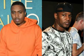 """Cam'ron Regrets Previous Beef With Nas: """"I Didn't Want To Go That Far"""""""