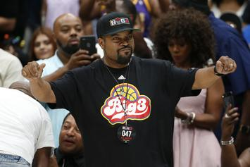 Ice Cube Roasts Lakers After Opening Night Loss To The Clippers