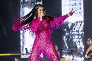 "Cardi B Says She Gave ""Women Hope"" To Succeed In The Rap Industry"