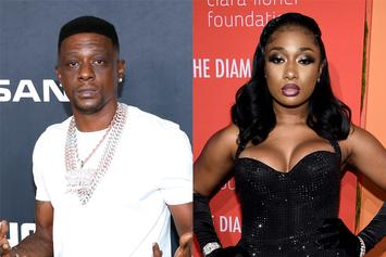 Boosie Badazz' Impersonation Of Megan Thee Stallion Rapping Is Spot-On