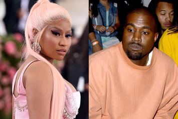 """Nicki Minaj Says Kanye West """"New Body"""" Might Be Reworked As A Gospel Song"""