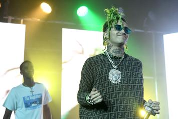 "Lil Pump's Halloween ""Hulk"" Costume Will Have You In Tears"
