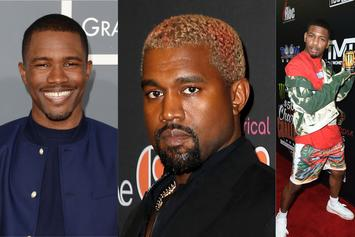 """Kanye West, Frank Ocean & More Conquer This Week's """"FIRE EMOJI"""" Playlist"""