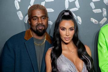 "Kanye West & Kim K Feel The Wrath Of ""DWTS"" Champ Over ""Jesus Is King"" Diss"