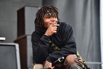 "J.I.D. Salutes Extremely Lit Fan Who Rapped Along At His Show ""Like DMX"""