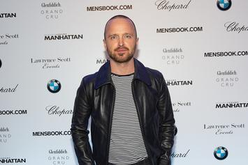 "Aaron Paul Reveals The Items He Stole From The ""Breaking Bad"" Set"