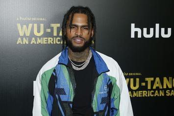 Dave East Adamantly Denies Fumbling Threesome After Battery Charge Dismissed