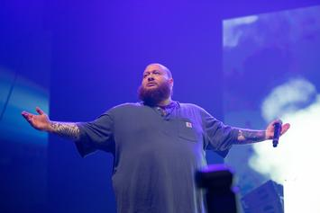 Action Bronson Announces Girlfriend's Pregnancy With Beautiful Photo