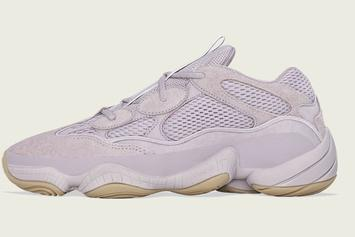 """Adidas Yeezy 500 """"Soft Vision"""" Officially Unveiled: Release Details"""