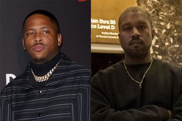 """YG Says Kanye West Is Completely """"Brazy"""" But He Still Loves Him"""