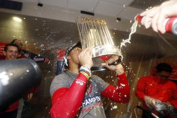 Washington Nationals' World Series Victory Prompts Bevy Of Bryce Harper Jokes