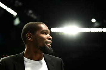 "Kevin Durant Confirms On ""First Take"" Whether He'll Play This Season: Watch"