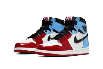 "Air Jordan 1 ""Fearless"" Debuts This Weekend: Resale Price Report"