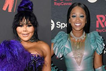 Lil Kim Credits Trina For Helping Her After She Lost Her Father