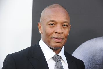 Dr. Dre Will Be Honored By The Grammys For His Legendary Career