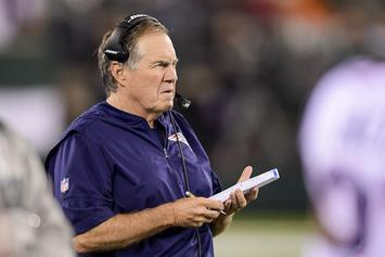 Bill Belichick Speaks Out On Josh Gordon Release With Signature Snark
