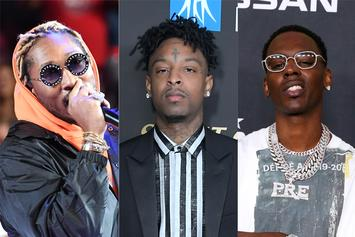 "21 Savage, Future & More Conquer This Week's ""FIRE EMOJI"" Playlist"