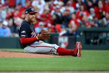 Nationals' Sean Doolittle Declines White House Invitation