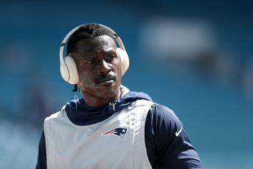 """Report: Seahawks """"Did Due Diligence"""" On Antonio Brown"""