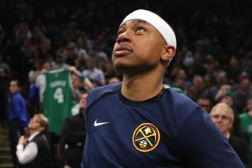 Isaiah Thomas Goes In-Depth On Why He Chose To Play For The Wizards