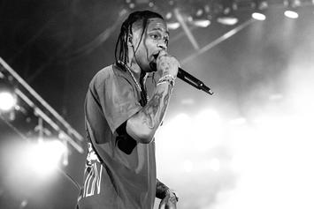 Cameraman Travis Scott Kicked Off Summer Jam Stage in 2015 Revisits Hilarious Story