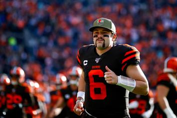 Baker Mayfield Explains Why He Shaved His Handlebar Stache: Watch