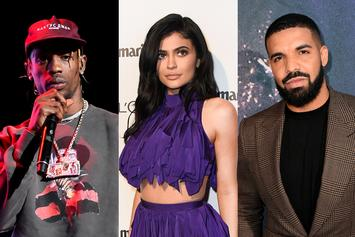 Travis Scott Reportedly Unbothered By Drake & Kylie Jenner Dating Rumors
