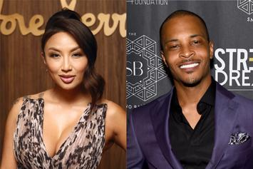 "Jeannie Mai Defends T.I.'s ""Hymen"" Comments About Deyjah: ""I Was A Very Wild Girl"""