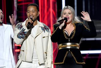 "John Legend & Kelly Clarkson Release ""Baby, It's Cold Outside"" Cover Despite Backlash"