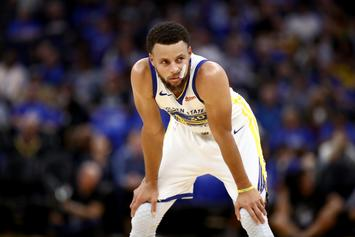 """Steph Curry Sends Light Jab At Michael Jordan For Being A """"Hater:"""" Watch"""