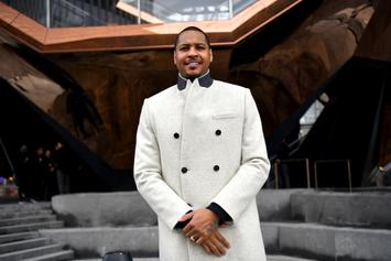 Carmelo Anthony Confirms He'll Be Back In The NBA This Year: Watch