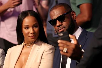 "LeBron James Pays Tribute To His Queen With ""Relationship Goals"" Post"