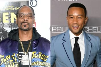 "Snoop Dogg ""Replaces"" John Legend As Sexiest Man Alive: ""How A Crip Took Your Chick"""