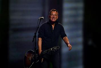Bruce Springsteen Performs Surprise Concert In Asbury Park, NJ