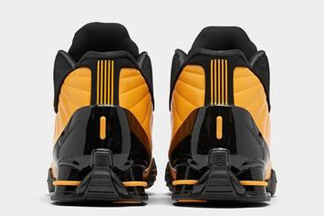 Nike Shox BB4 Surfaces In Lakers-Friendly Colorway: Release Info