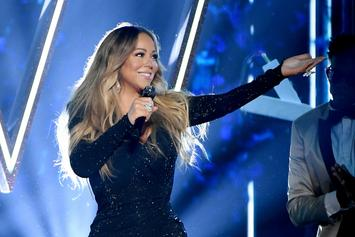 Mariah Carey Is Sitting Pretty At #1 On All Of Billboard's Holiday Charts