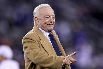 """Jerry Jones Speaks Out On Colin Kaepernick's """"Circus"""" Of A Workout"""