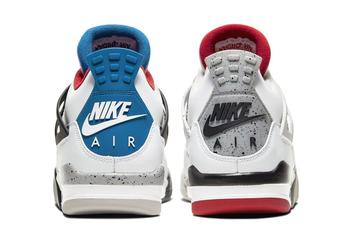 """Air Jordan 4 """"What The"""" Available Early: Where To Cop"""