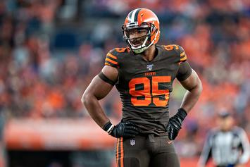 NFL Announces Myles Garrett, Maurkice Pouncey Suspensions Following Appeal