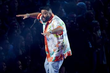 "DJ Khaled Flexes Insanely Rare ""Father Of Asahd"" Air Jordan 3: Watch"