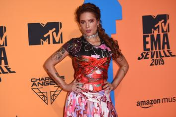 "Halsey Blasts Paparazzi For ""Violently"" Stalking Her: ""Some F*ck Sh*t"""