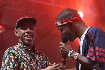 Tyler, The Creator & Frank Ocean Show Off Their Matching Whips