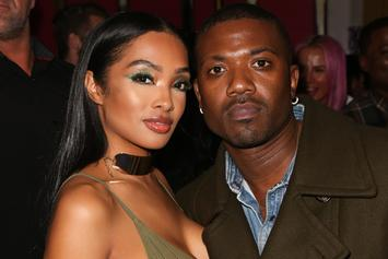 Princess Love Accuses Ray J Of Partying With Escorts After Stranding Her & Daughter