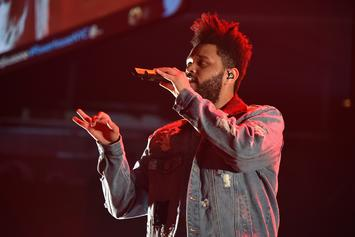 "The Weeknd To Release New Song ""Blinding Lights"" On Black Friday: Report"