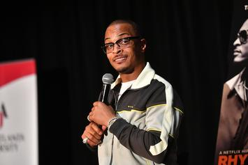"T.I & Tiny Hit Red Table Talk To Address ""Hymen-Gate"" Controversy"