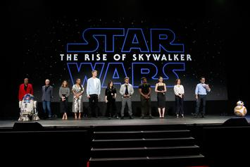 "New Action-Packed ""Star Wars Episode IX: The Rise of Skywalker"" Trailer Released"