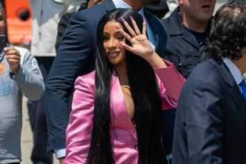 "Cardi B Discovers ""The Most Beautiful Thing Ever"" In Her DMs"