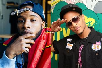 "Tory Lanez Shows T.I. Major Love: ""Me And Rubber Band Man Expeditiously"""