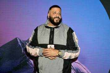 DJ Khaled Looks Stressed While Waiting On Thanksgiving Dinner