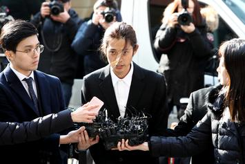 Two K-Pop Stars Sentenced To Prison For Sexual Assault: Report